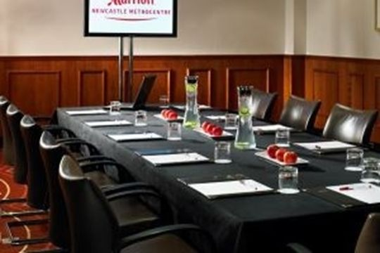 #Newcastle-Upon-Tyne - Newcastle Marriott Hotel Gosforth Park - https://www.venuedirectory.com/venue/353/newcastle-marriott-hotel-gosforth-park  Located just off the A1, our hotel is conveniently near Alnwick Castle and other great attractions in Gosforth Park.  Ideal for business #meetings, they offer 17 #function and #event rooms, a business center, executive lounge and high-speed Internet access.  The #venue features offer two restaurants located on-site – The Plate and Chats Café Bar.