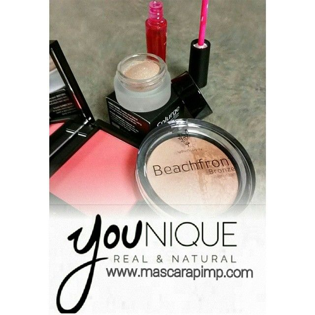 """""""✔ Lip Stain in 7 colours (made in Italy) ✔ Mineral Pressed Blusher in 5 colours ✔ Beachfront Bronzer in 3 colours ✔ Elegant Cream Shadow Stock will not…"""""""
