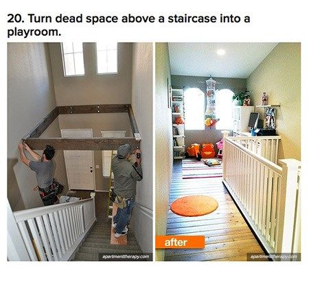 I want to do this in our house.
