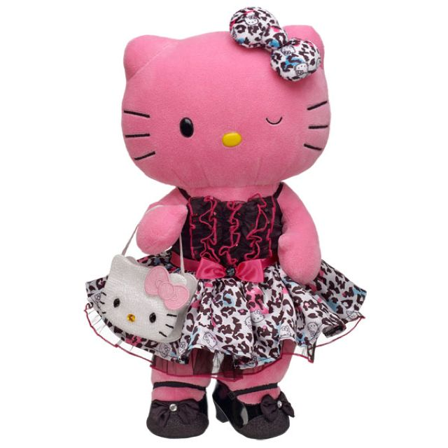 Hello kitty! My boo would love this