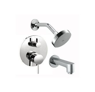 Hansgrohe Hg T101 Shower Valve Shower Tub Shower Heads