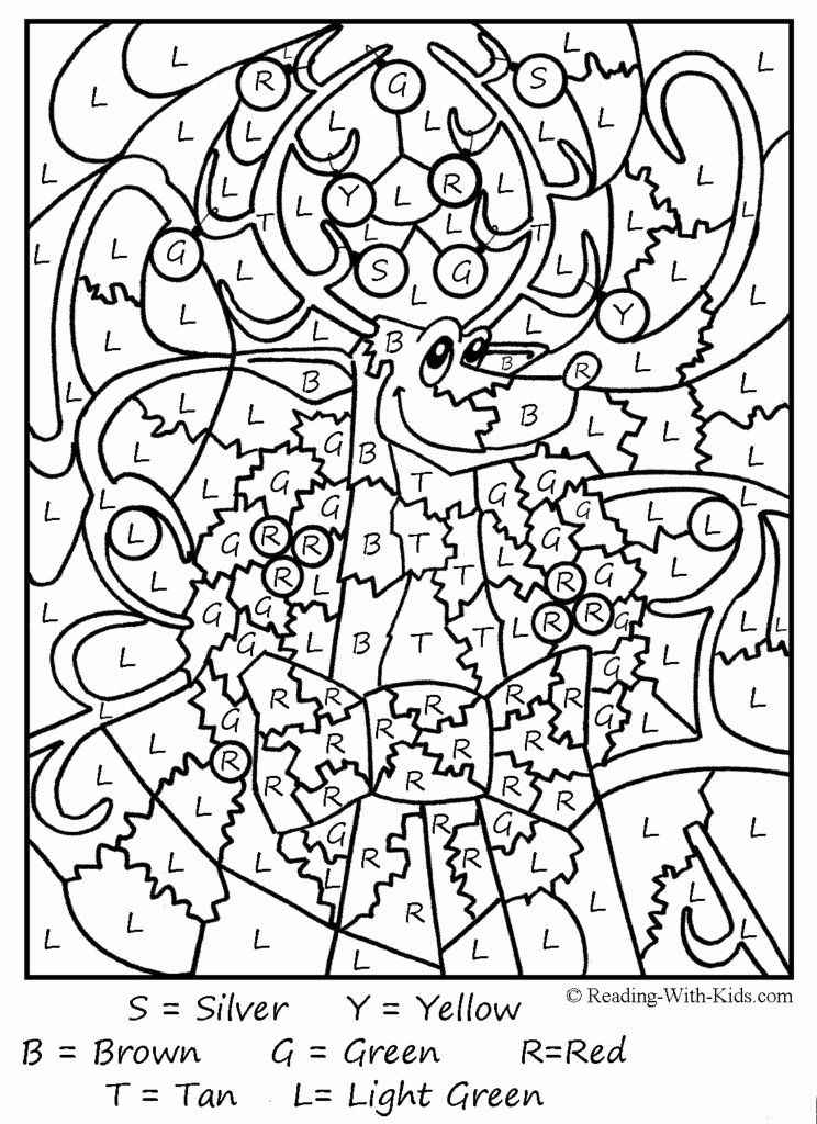 Color By Number For Adults Printable Unique Coloring Pages Free Color By In 2020 Printable Christmas Coloring Pages Christmas Coloring Sheets Color By Number Printable