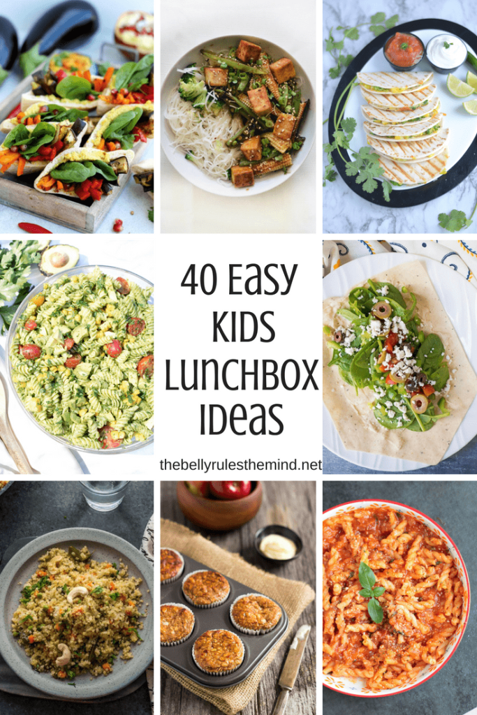 40 Easy Kids Lunch Box Ideas   The Best Pinterest Recipes   Lunch ... f5f2983cf9