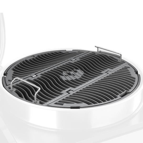 Napoleon Hinged Cast Iron Grate Cast Iron Charcoal Grill