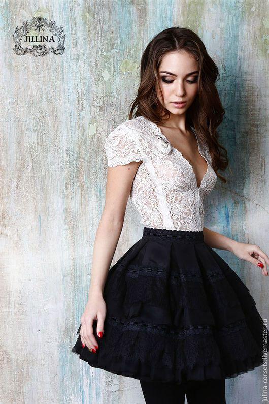 79cd53b8d6f Платья ручной работы. Платье из кружева и натурального шелка. JULINA. Ярмарка  Мастеров. Голливуд