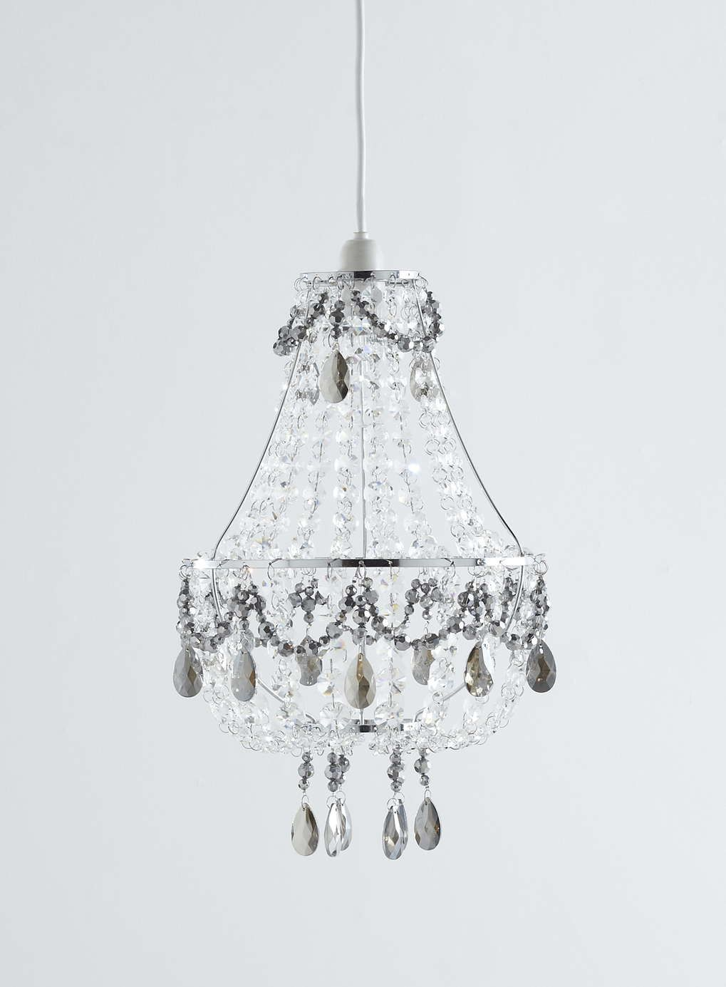 Chrome Claudette Easy to Fit Ceiling Light - BHS | lights 2 ...