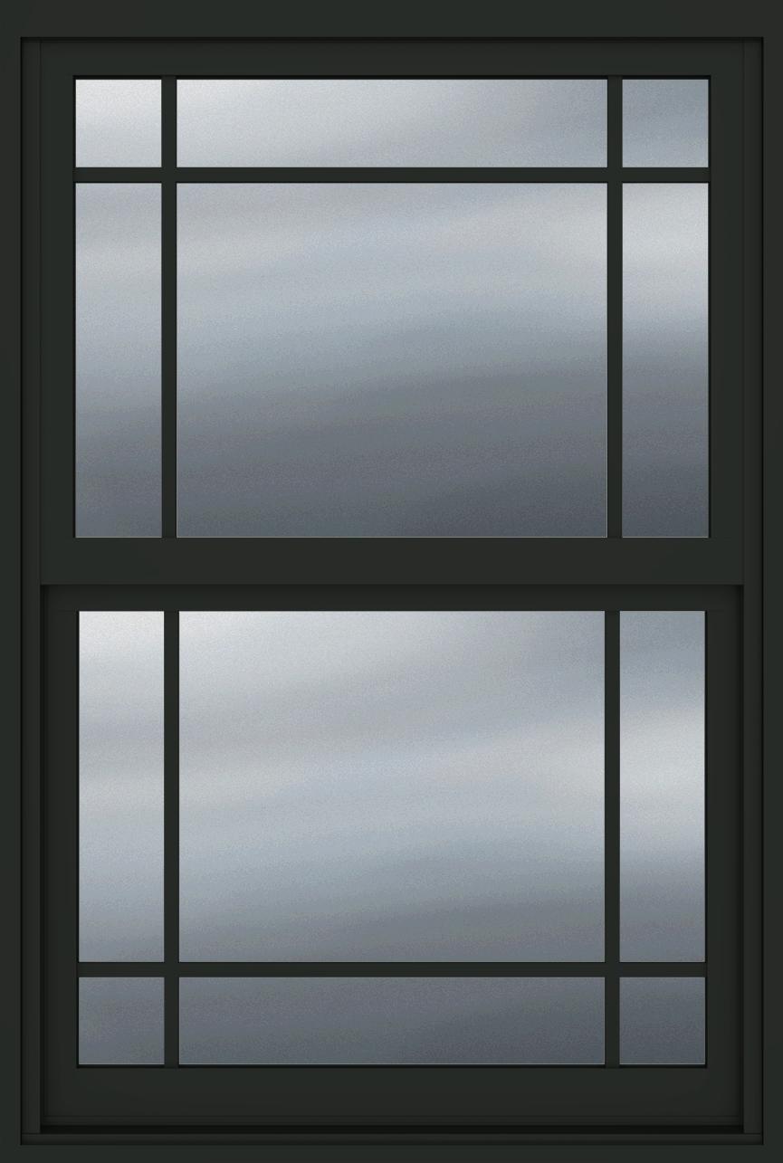 Premium Atlantic Aluminum Double Hung Window Jeld Wen 400 x 300
