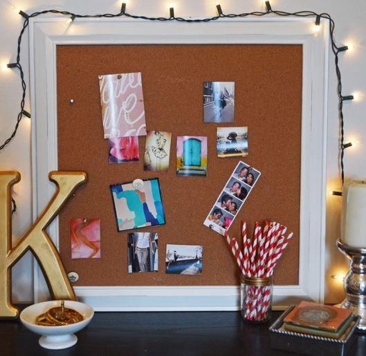 20 ideas para darle un nuevo look a tu habitaci n sin for Decorar habitacion residencia universitaria