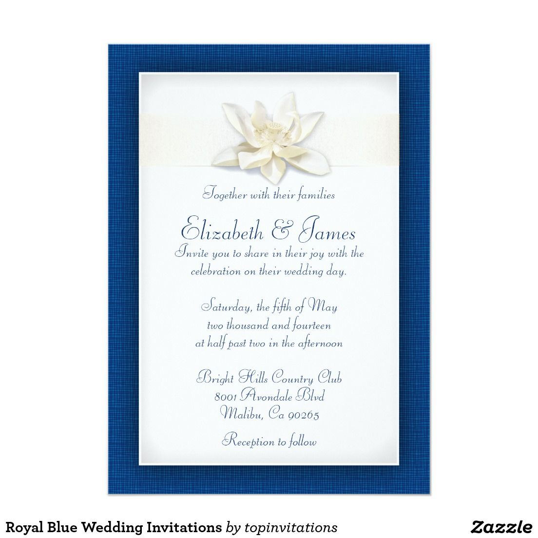 royal invitation template floral vintage template royalty stock ...