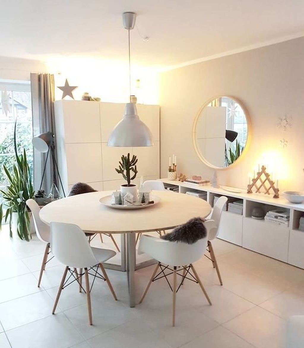 35+ Pretty Classic Dining Room Trends Ideas 2018 Classic