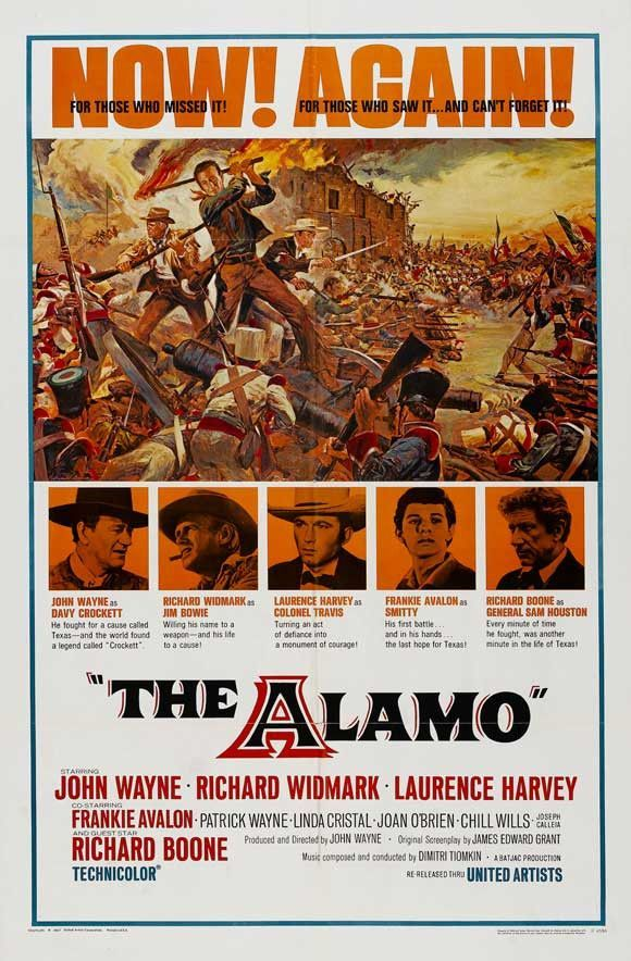 the alamo 11x17 movie poster 1960 in 2018 john wayne other