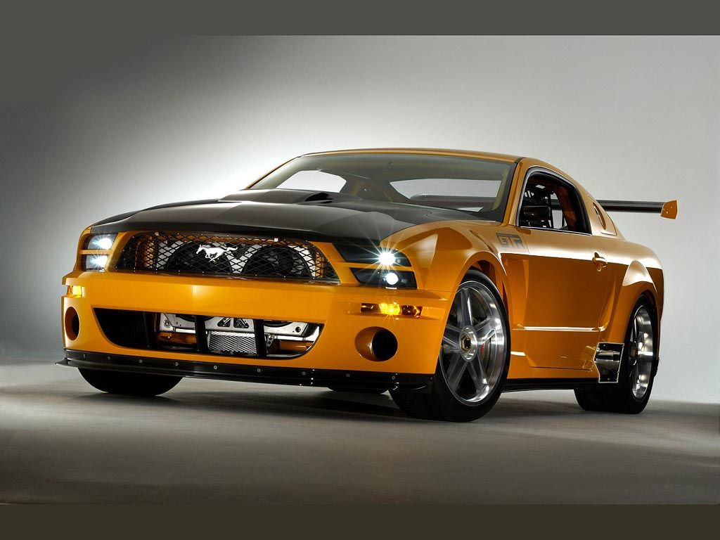 Ford mustang gtr concept exotic car picture of 33 dieselstation