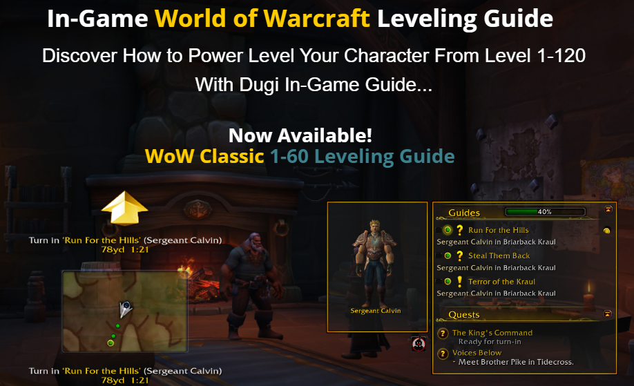 How To Get Into A Private Server On Wow