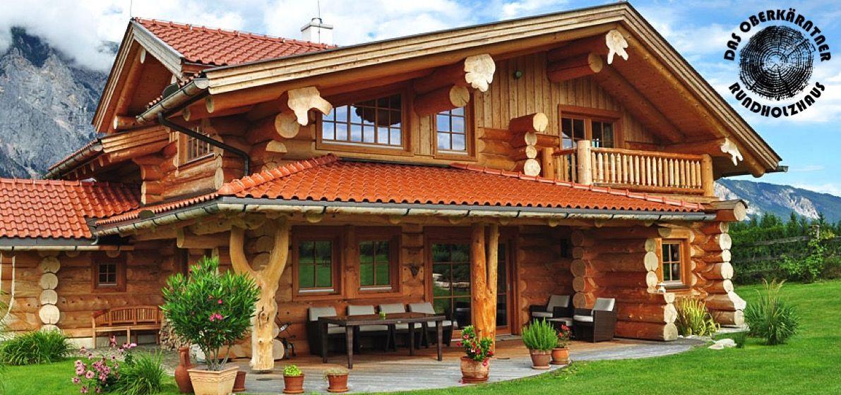 Blockhaus Mountain View Eines Unserer Schmuckstucke Eingebettet In Die Karntner Bergwelt Man Kann Es Ohne Zweifel Eines Der Haus Holzhaus Blockhaus Bauen
