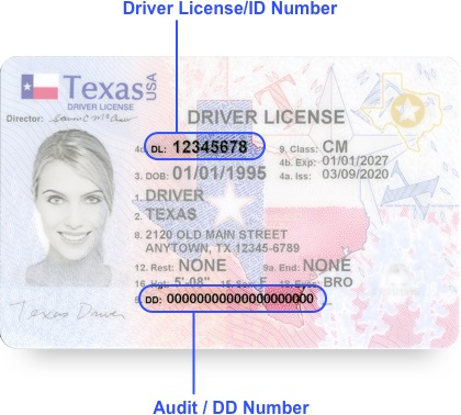 Login Driver License Renewal and Address Change Texas