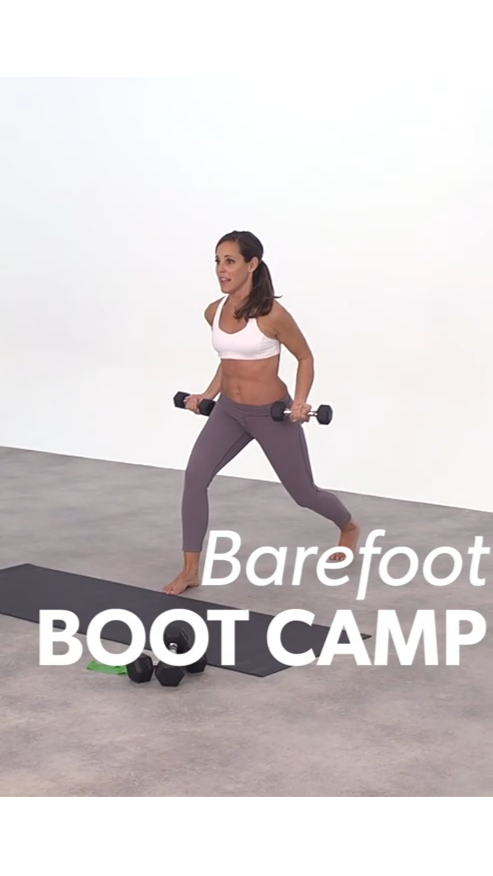 Bootcamp Workout At Home