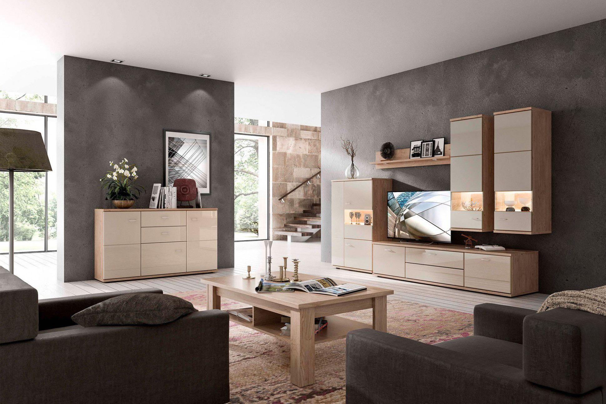 8 Wohnzimmermöbel Cappuccino in 8  Wohnen, Zuhause