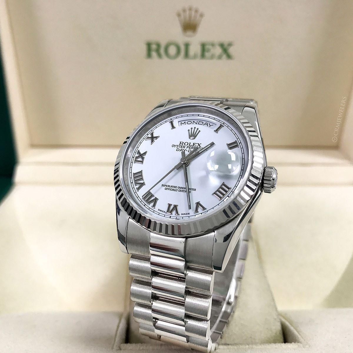 Presi Plain Jane 14350 Asap Approves This Message Rolex Rolex Watches Accessories