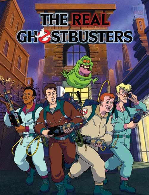 Real Ghostbusters | The Real Ghostbusters | The real