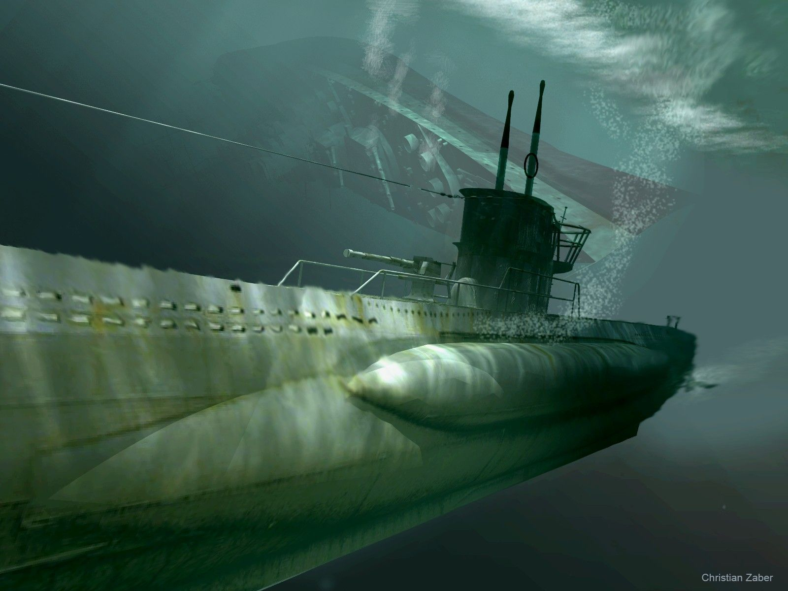u-boat wallpaper and background | 1600x1200 | id:393366