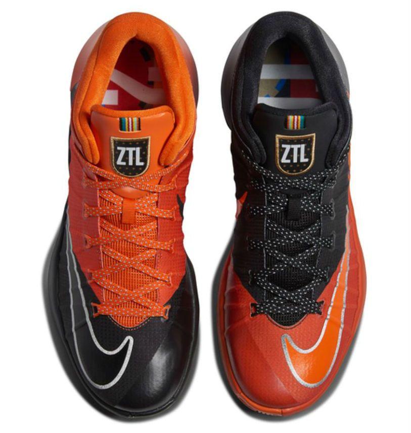 Zach LaVine Nike Hyperdunk 2015 Low Dunk Contest PE (4)