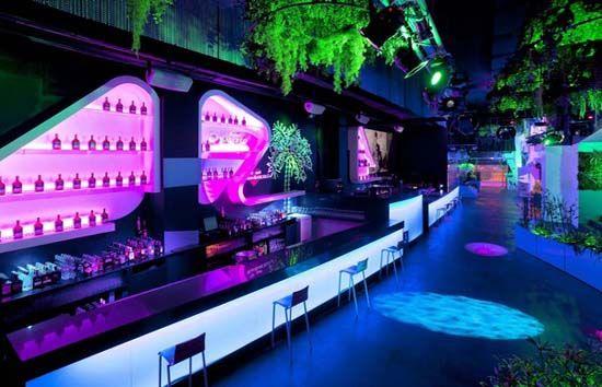 Luxury Lounge Club Nightclub Design Bar Design Lounge Club
