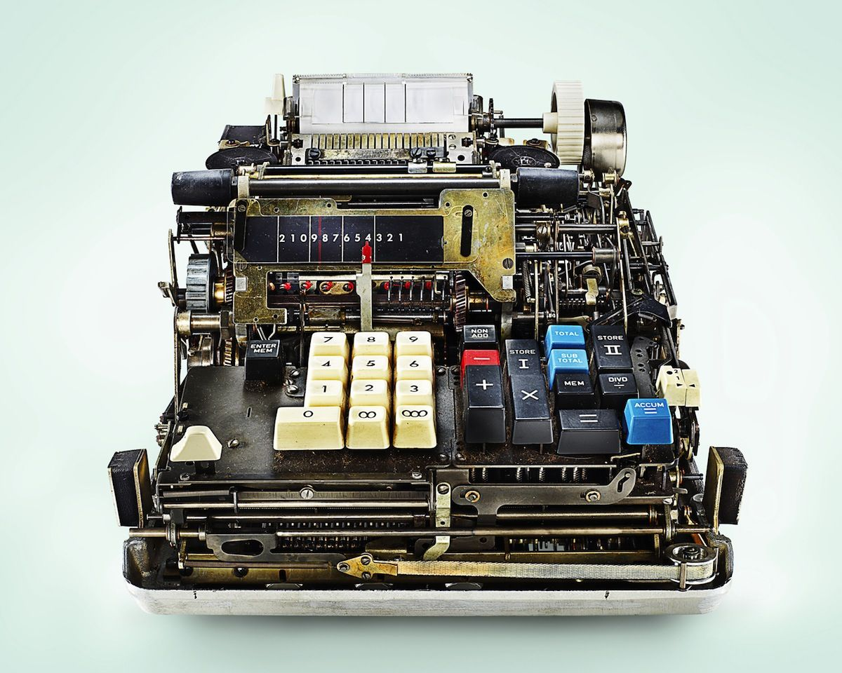 The Surprising Complexity of Old-School Calculators