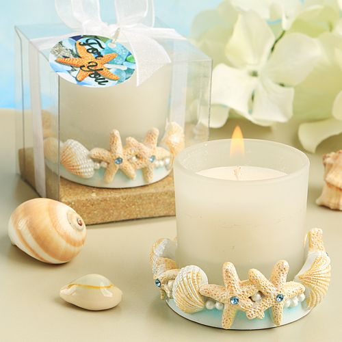 Life S A Beach Collection Candle Wedding Favors Wedding Ideas