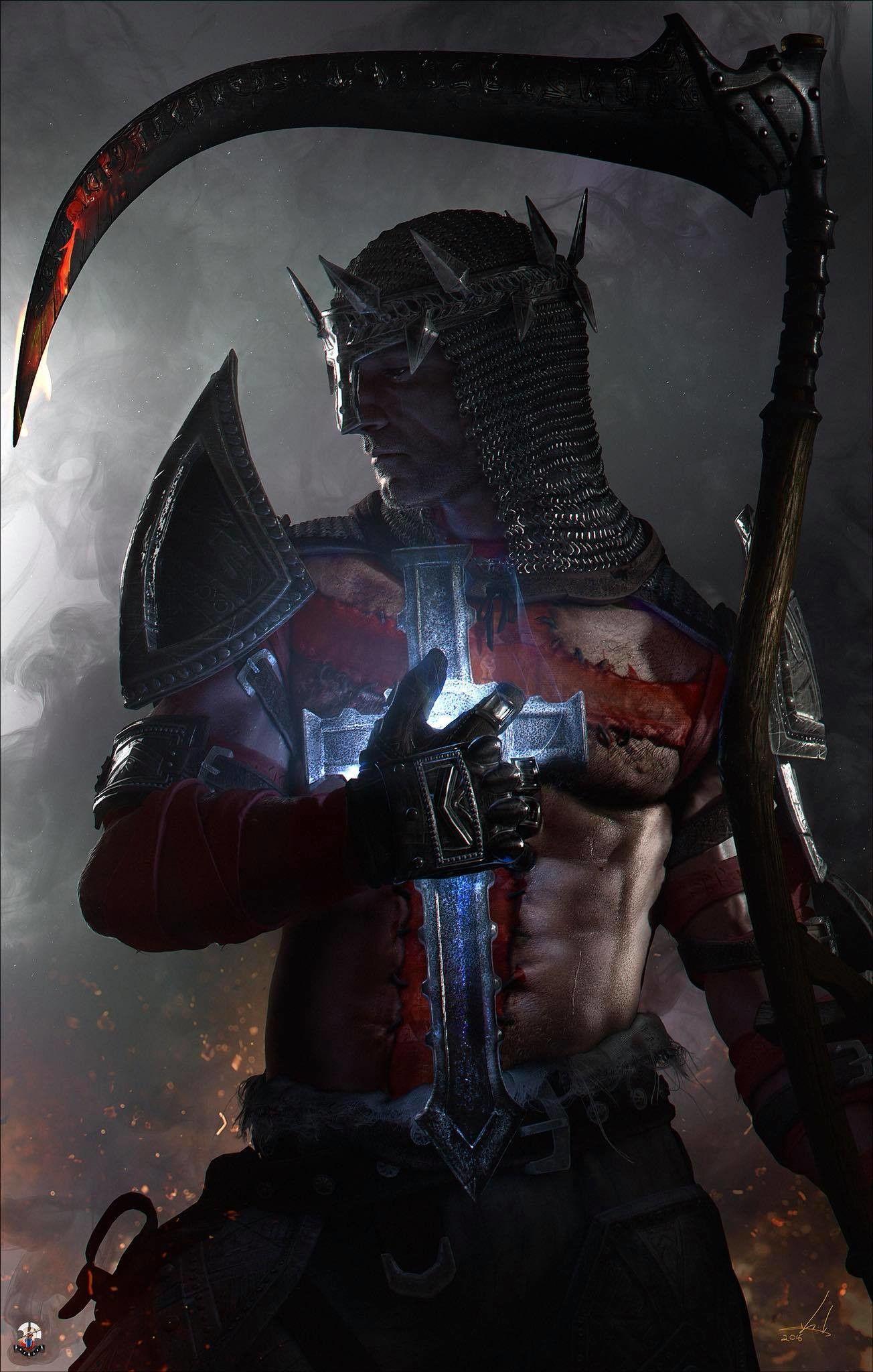 89c2f1de ArtStation - Dante's Redemption ACT 1 Official Movie Poster, Tal ...