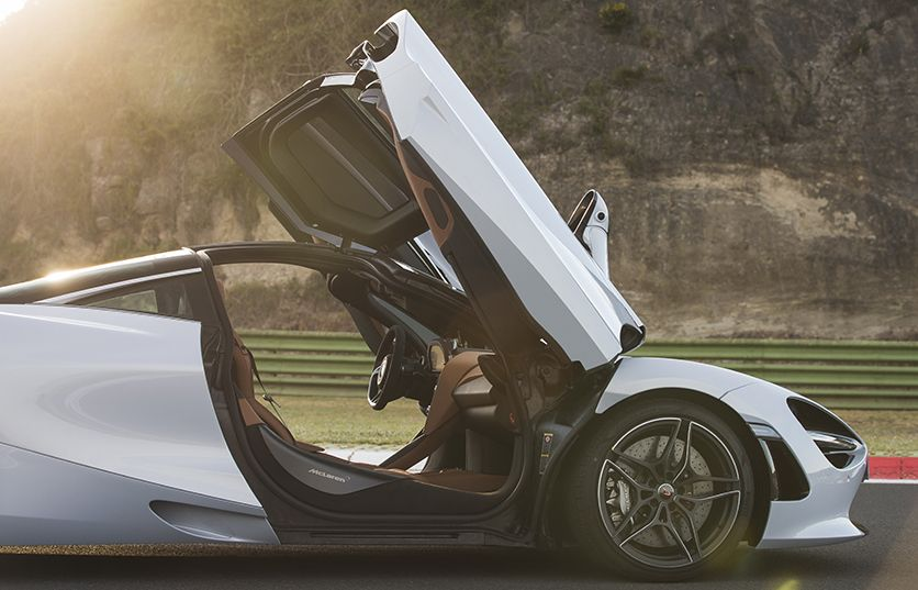 All Of The McLaren 720S Details I Really Bugged Out Over