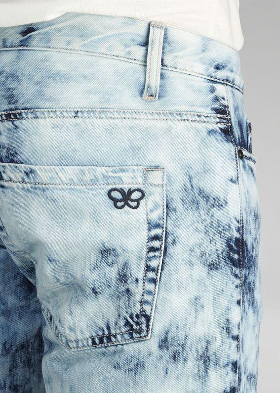 Acid Wash Jeans-Bottega Veneta