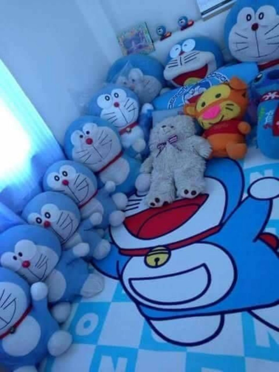 15 Cute Kids Bedroom Ideas With Doraemon Themes