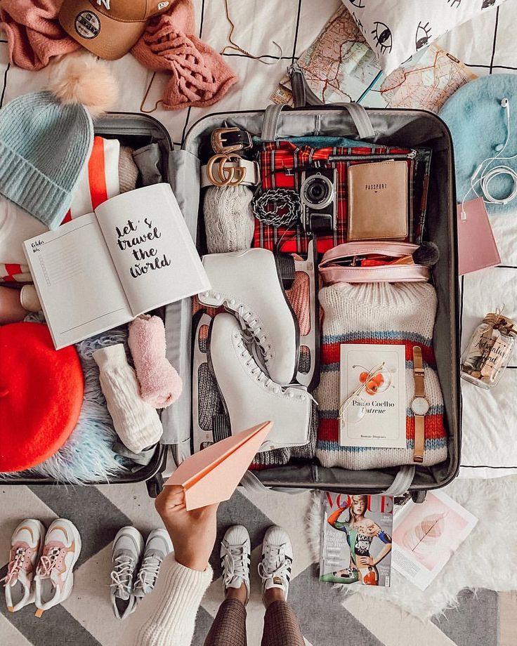 MODA | INSPO | VIAJES en Instagram: «La misma mierda día diferente different Das Koffer … – Modelos de vestido