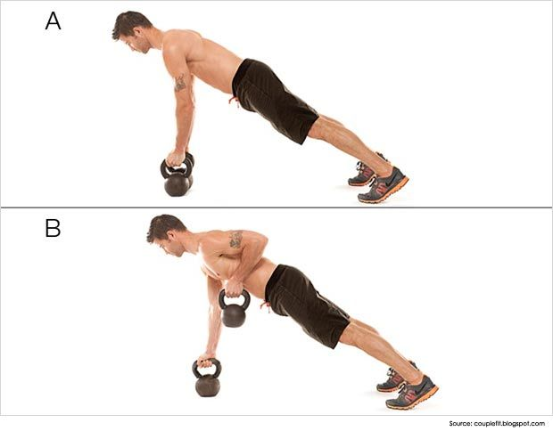 Top 7 kettlebell ab exercises for beginners fitness kettlebell