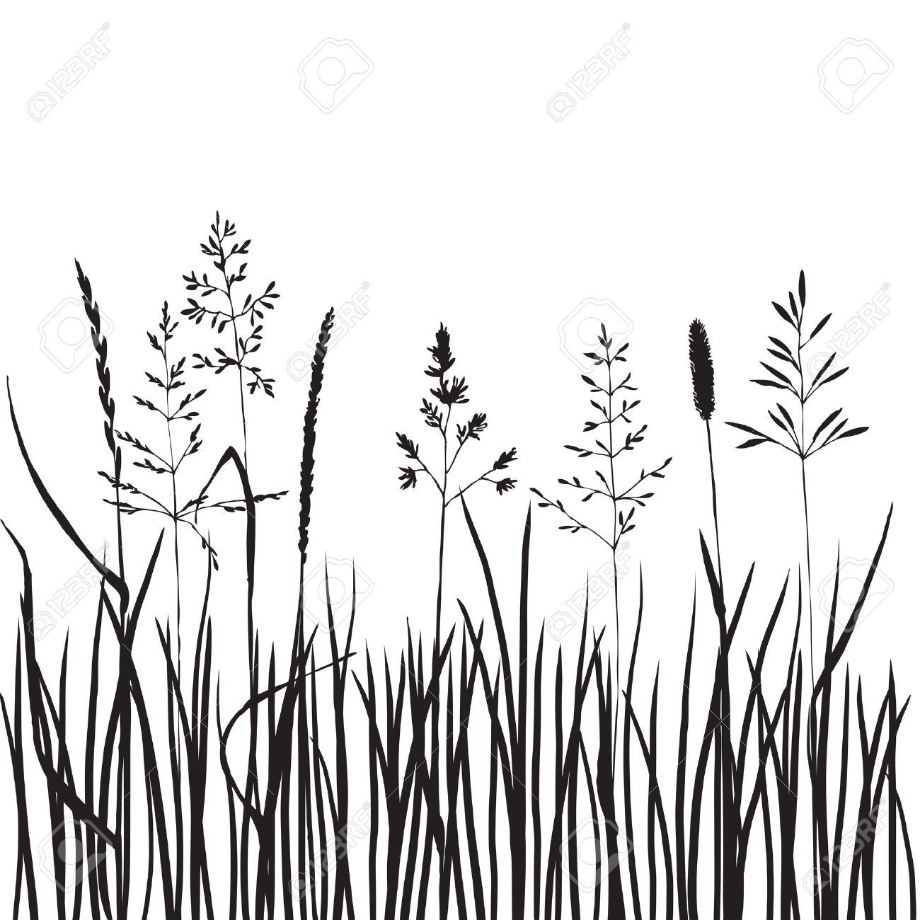 Image Result For Meadow Drawing