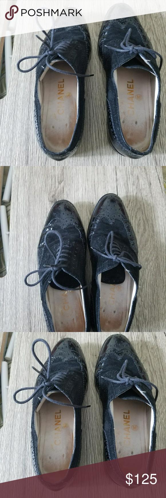 e91248ea143 Chanel Shoes authentic size 35 Chanel Shoes authentic no box authentic  preowned size 35 Vintage Shoes