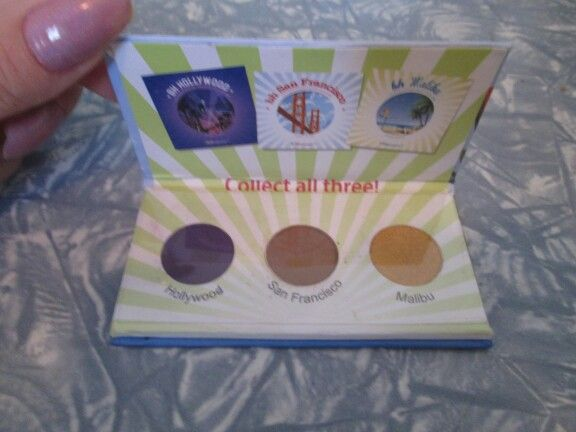 BH Cosmetics Eyeshadow Trio - Brand new, never used. $6 shipped.  -TRADED-