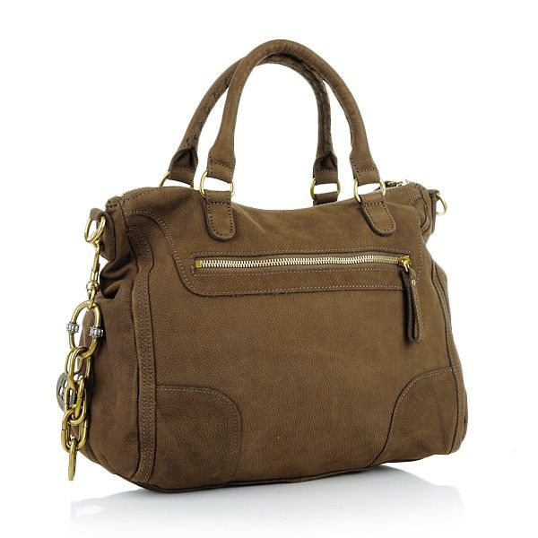 Liebeskind Noelle Nabuk Oak Brown