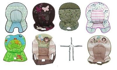 Feeding New ~fisher Price High Chair Or Space Saver Replacement Pad Cover Cushion