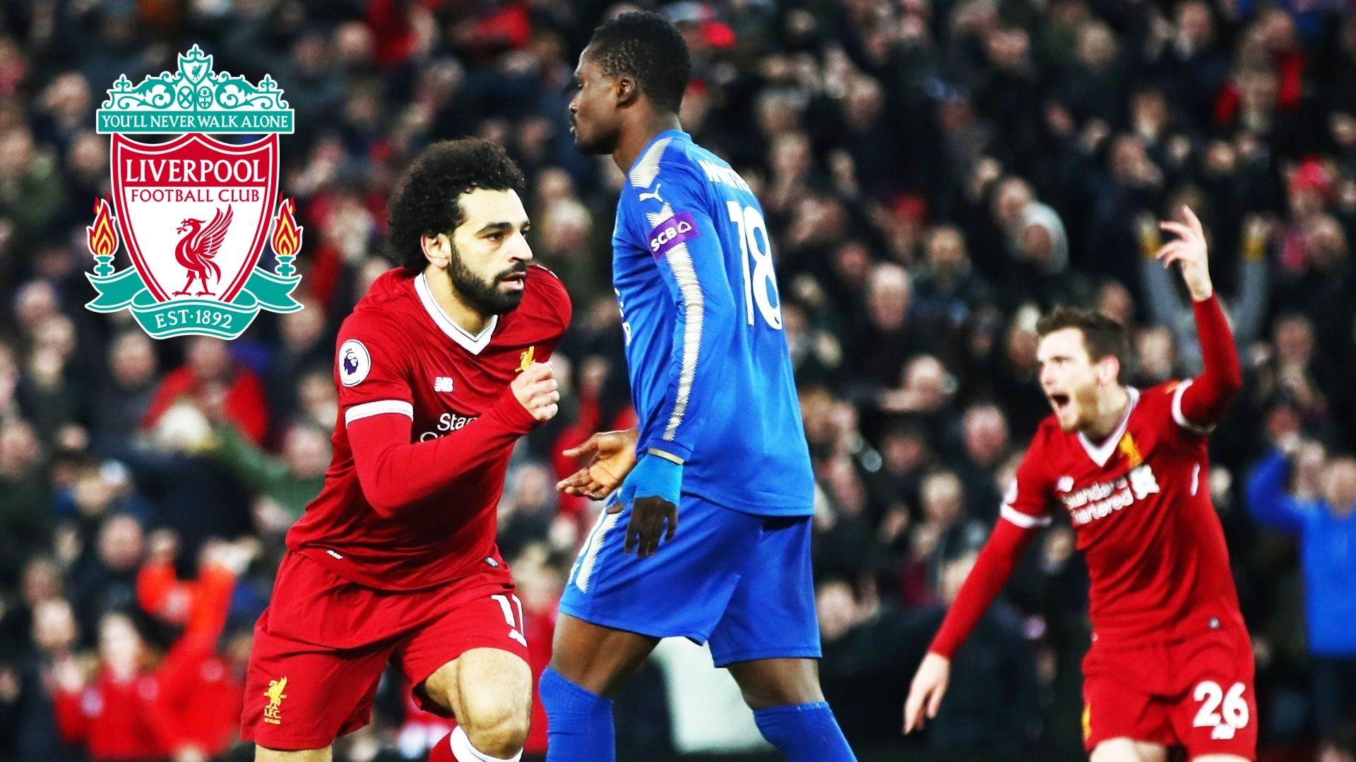 Mohamed Salah Liverpool HD Backgrounds