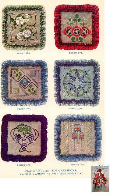 Brainerd & Armstrong CXLVIII 1910 | Embroiderist | Flickr