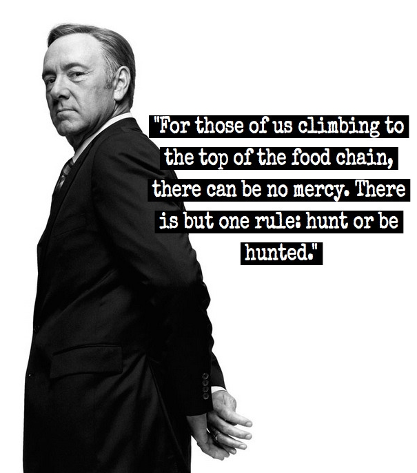 Best House Of Cards Quotes: The Best House Of Cards Quotes From Every Season