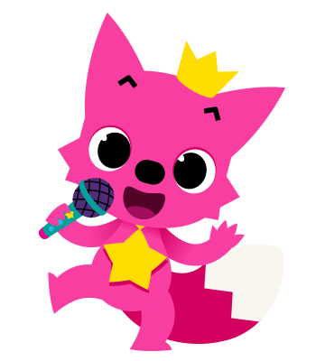 Singing Pinkfong Hello Pinkfong Pinterest