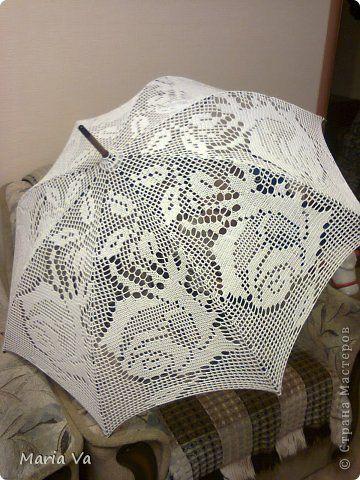 Проект изделие вязание крючком