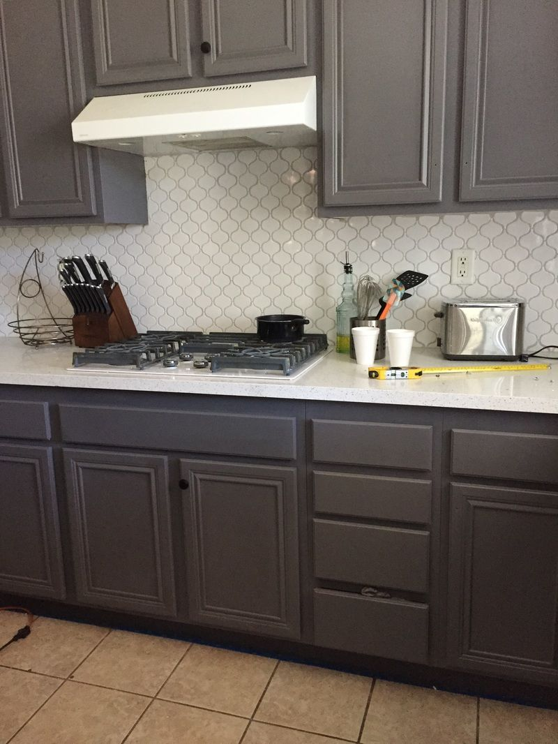 This Is General Finishes Driftwood 3 Coats Gf High Performance In Satin For Topcoat 2coat Kitchen Remodel Small Diy Kitchen Remodel Kitchen Remodel Layout