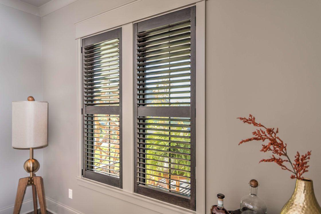 Window Treatments That Don't Hide Trim   Drapery Street   Grey ...