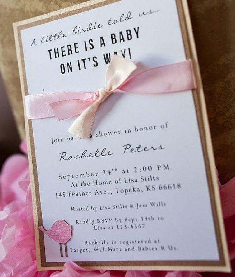 Luxury Baby Shower Invitation Handmade In 2019 Printable