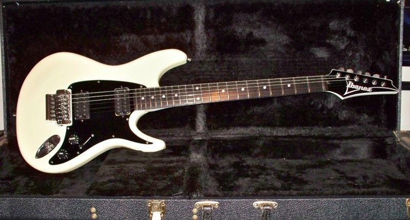 Ibanez Vinnie Moore With Images Guitar Ibanez Guitars