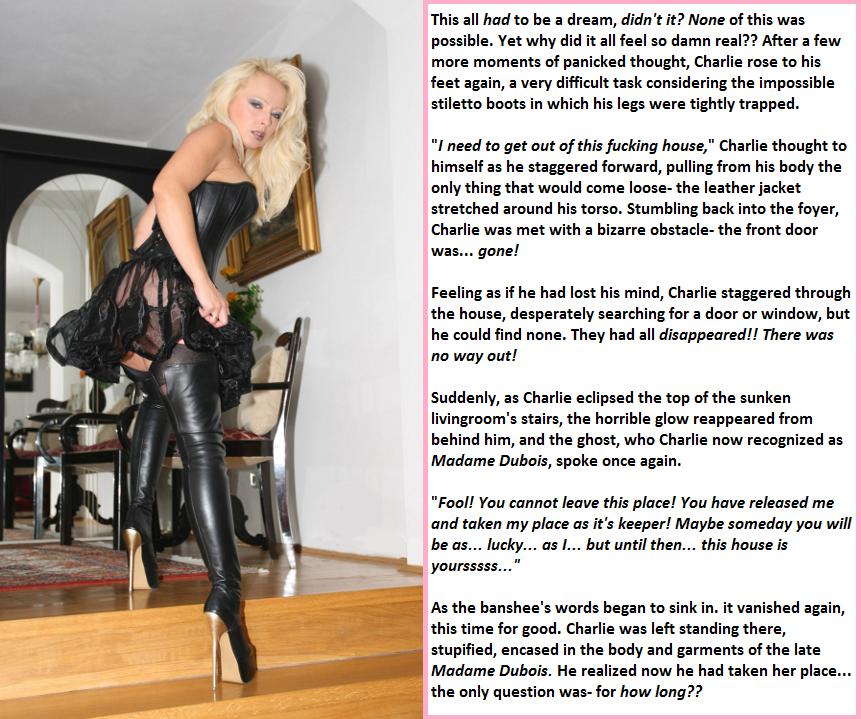 Femdom literotica house panties prisoner