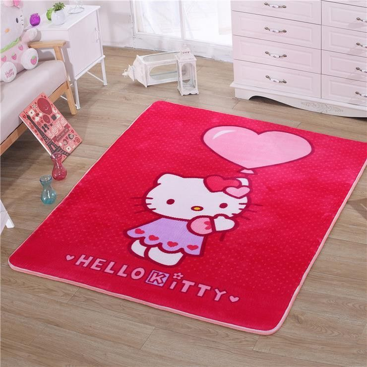 Cartoon Rugs And Carpets For Home Living Room Children Bedroom Area Rug  Study Room Floor Mat